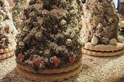 Weihnachtsbäumchen zum Essen 26