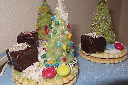 Weihnachtsbäumchen zum Essen 104
