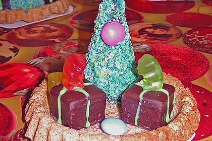 Weihnachtsbäumchen zum Essen 158