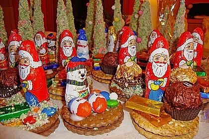 Weihnachtsbäumchen zum Essen 96