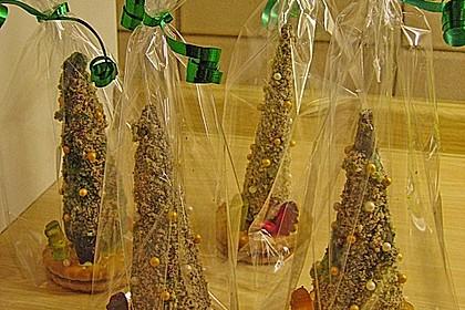 Weihnachtsbäumchen zum Essen 97