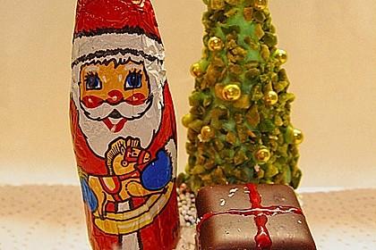 Weihnachtsbäumchen zum Essen 53