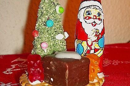 Weihnachtsbäumchen zum Essen 73