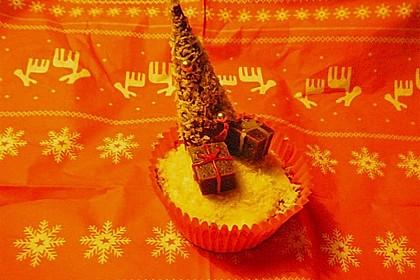 Weihnachtsbäumchen zum Essen 166