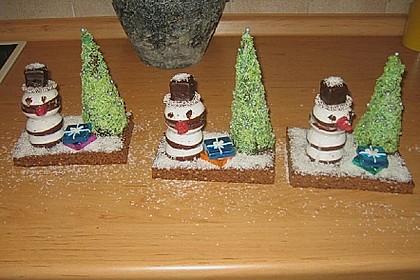 Weihnachtsbäumchen zum Essen 157
