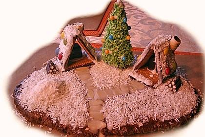 Weihnachtsbäumchen zum Essen 33