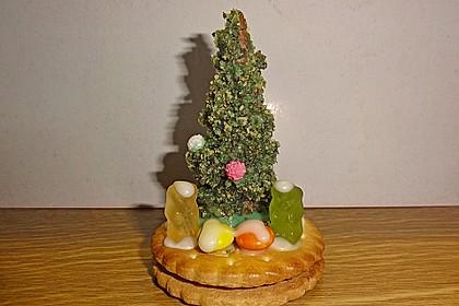 Weihnachtsbäumchen zum Essen 54