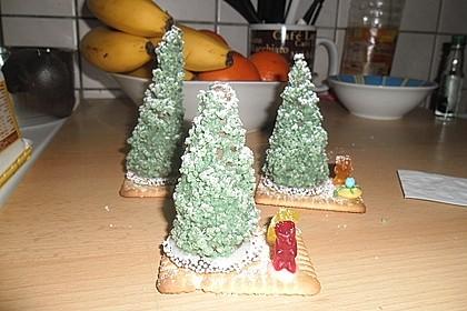Weihnachtsbäumchen zum Essen 186