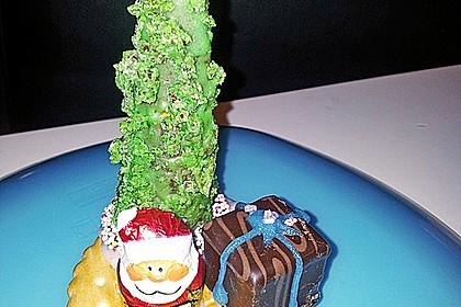 Weihnachtsbäumchen zum Essen 129