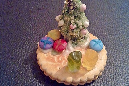 Weihnachtsbäumchen zum Essen 106