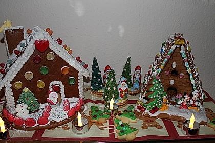 Weihnachtsbäumchen zum Essen 4