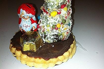Weihnachtsbäumchen zum Essen 169
