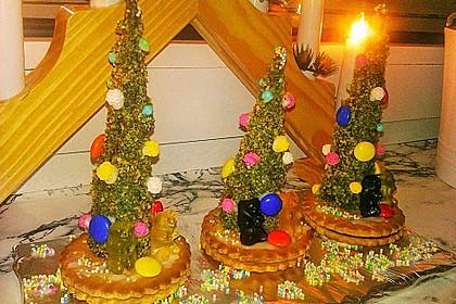 Weihnachtsbäumchen zum Essen 128