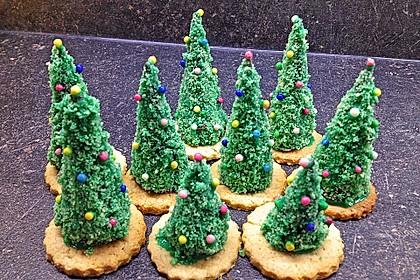 Weihnachtsbäumchen zum Essen 28