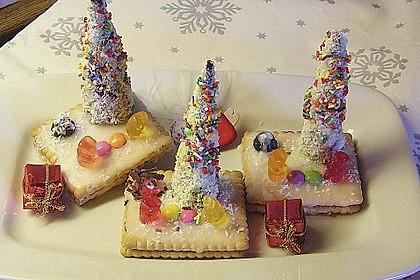 Weihnachtsbäumchen zum Essen 135