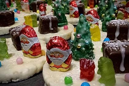 Weihnachtsbäumchen zum Essen 120
