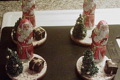Weihnachtsbäumchen zum Essen 189