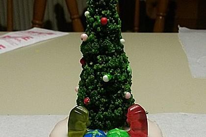 Weihnachtsbäumchen zum Essen 133