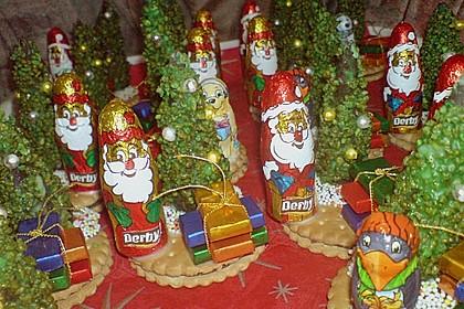 Weihnachtsbäumchen zum Essen 184