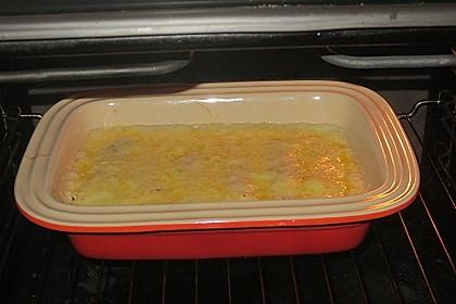 Lachs - Garnelen - Spinat - Lasagne 19
