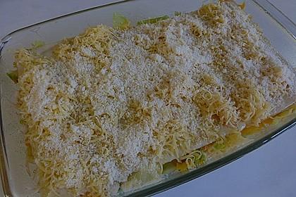Wunderbare Spitzkohl - Möhren - Lasagne 29