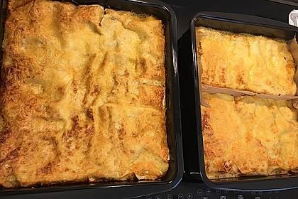 Wunderbare Spitzkohl - Möhren - Lasagne 9
