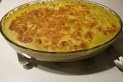 Wunderbare Spitzkohl - Möhren - Lasagne 6