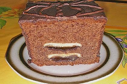Schoko - Orange Cake 2