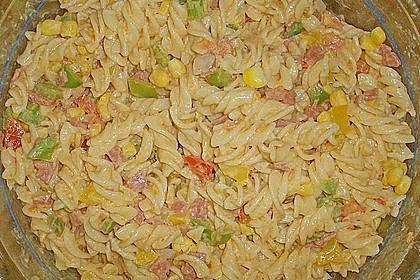 Nudelsalat mit Brunch Paprika-Peperoni 5