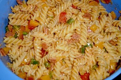 Nudelsalat mit Brunch Paprika-Peperoni 28