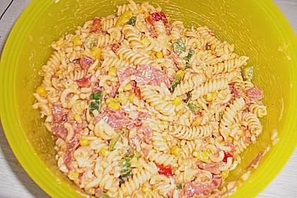 Nudelsalat mit Brunch Paprika-Peperoni 27