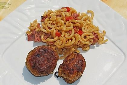 Nudelsalat mit Brunch Paprika-Peperoni 13