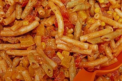 Nudelsalat mit Brunch Paprika-Peperoni 15