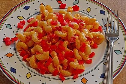 Nudelsalat mit Brunch Paprika-Peperoni 12