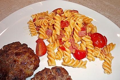 Nudelsalat mit Brunch Paprika-Peperoni 16