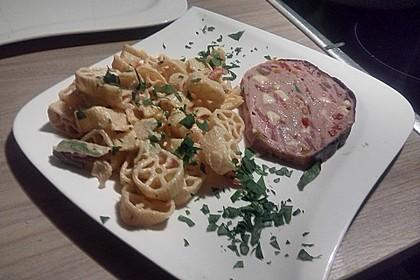 Nudelsalat mit Brunch Paprika-Peperoni 29