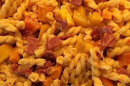 Nudelsalat mit Brunch Paprika-Peperoni 21