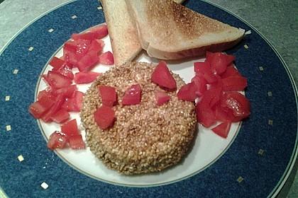 Gebackener Camembert 1