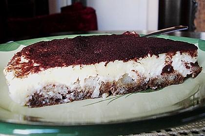 Dessert à la Tiramisu