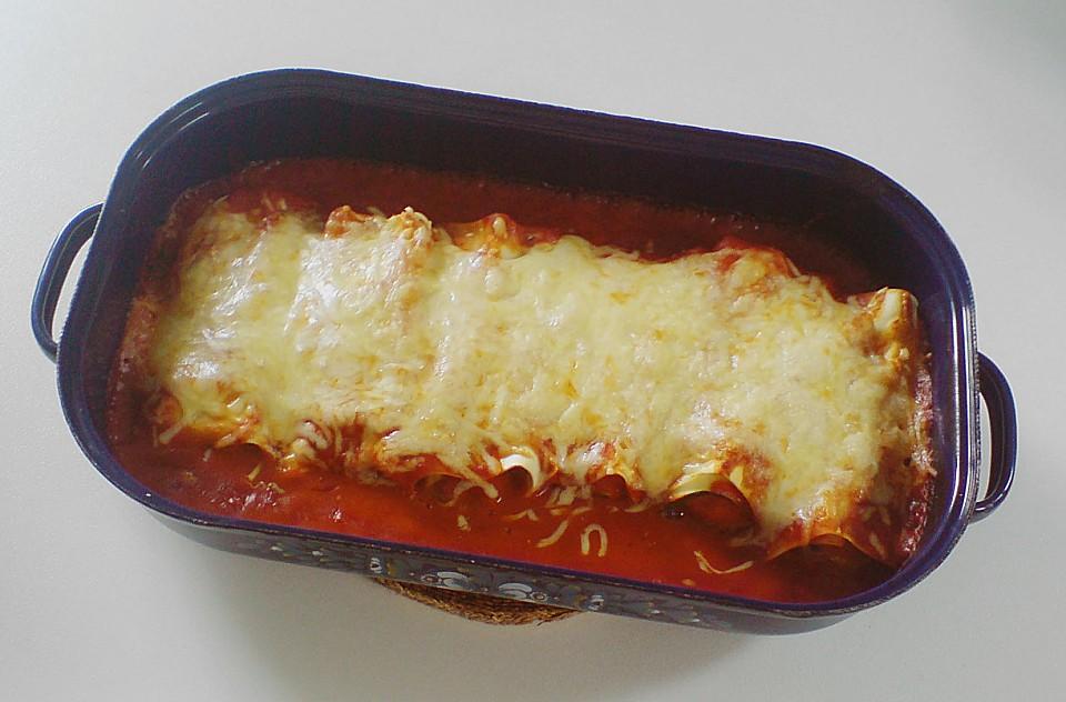 cannelloni hackfleisch zucchini rezepte. Black Bedroom Furniture Sets. Home Design Ideas