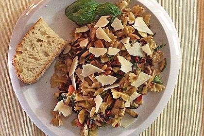 1a Sommer - Nudelsalat mit Honig - Senf - Dressing 31
