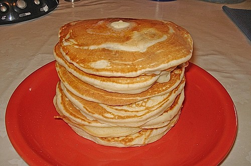 Buttermilk Pancakes 14
