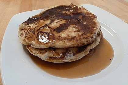 Buttermilk Pancakes 30