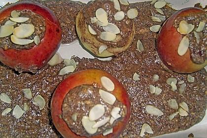 Bratäpfel lecker gefüllt à la Julie 4