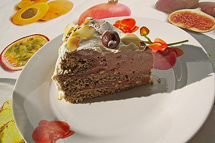 Cappuccino - Nuss Torte 11