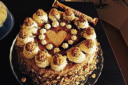 Cappuccino - Nuss Torte 0