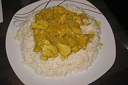 Curryfleisch mit Banane 6