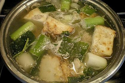Hühnersuppe mit Gemüse 2