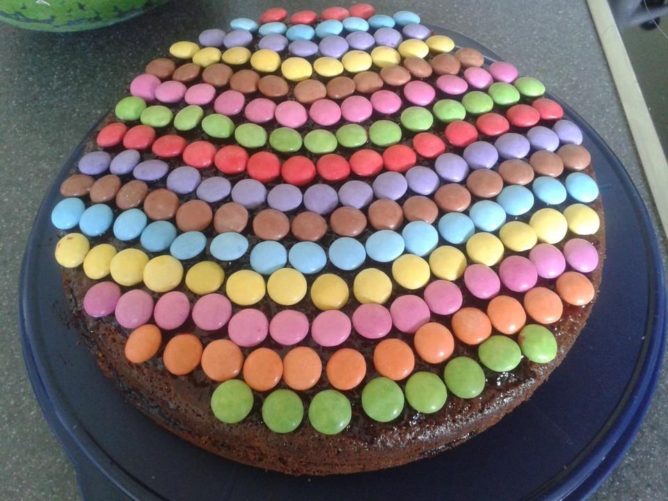 smarties kuchen rezept mit bild von letta22 chefkoch de
