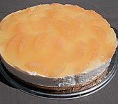 Grapefruit - Cremekuchen bzw. Orangen - Cremekuchen (Bild)